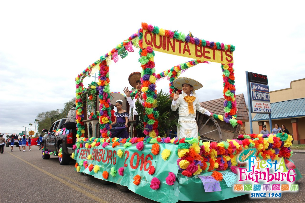 Fiesta Edinburg Committee Is Now Accepting Parade Entries