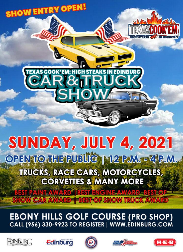 Edinburg, TX Car Show