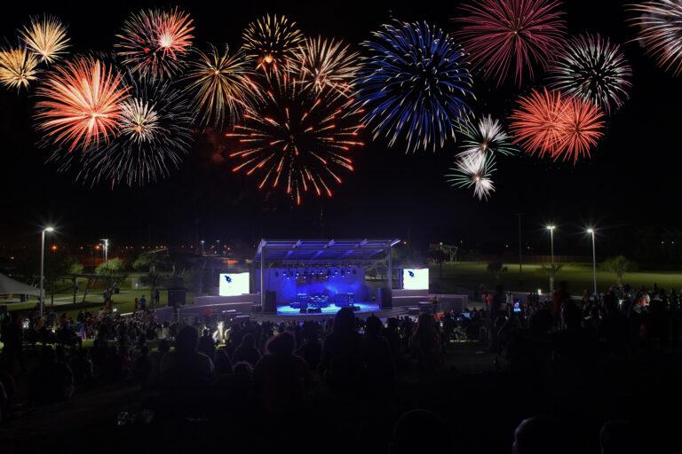 fireworks done