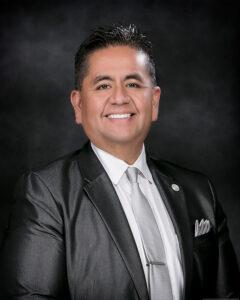 Mario Lizcano VP of Public Affairs