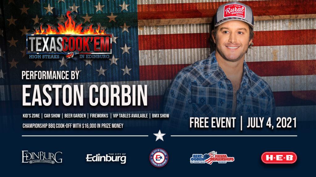 Easton Corbin Edinburg TX