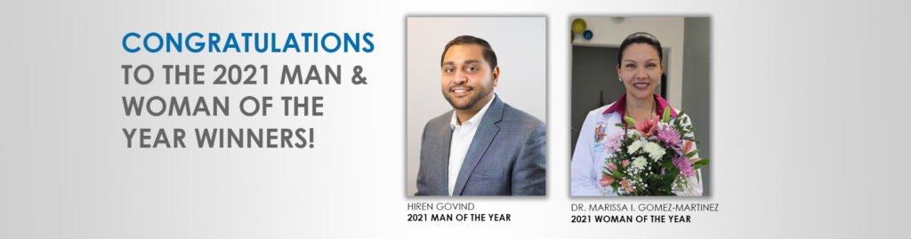 Edinburg Chamber 2021 Man and Woman of the Year